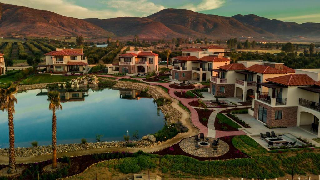 El Cielo Winery & Resort, By Karisma a vista de pájaro