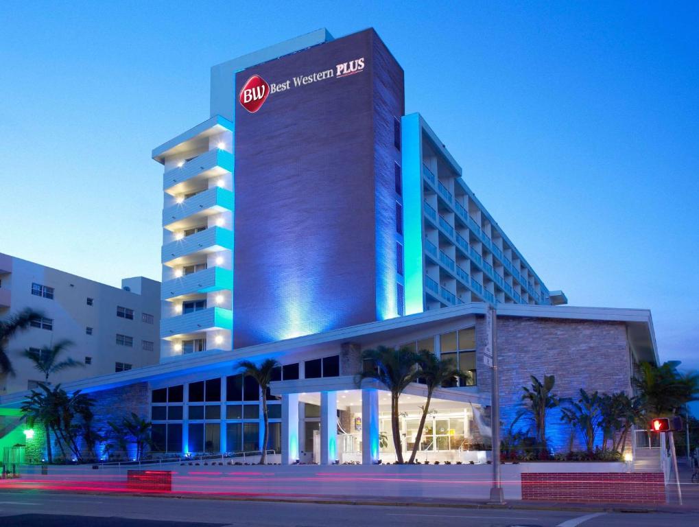 Best Western Plus Atlantic Beach Resort Miami