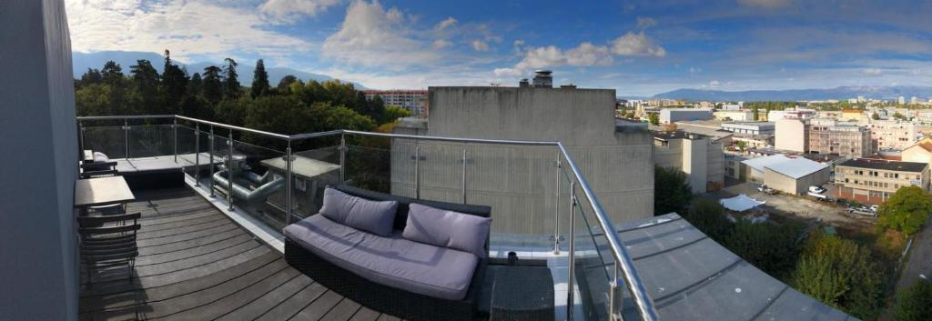 Apartment Duplex Penthouse Geneva Switzerland Booking Com