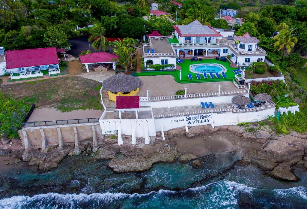 Sunset Resort Villas Treasure Beach Jamaica Booking Com