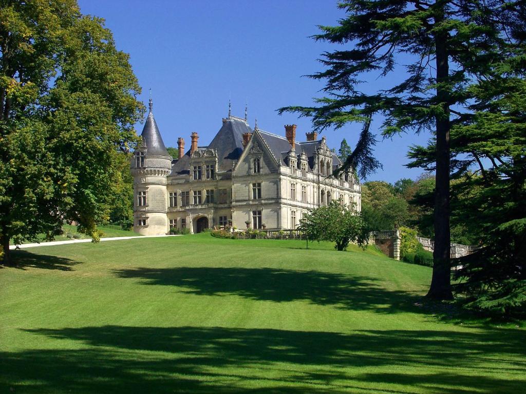 Hotel Chateau Bourdaisiere Montlouis Sur Loire France