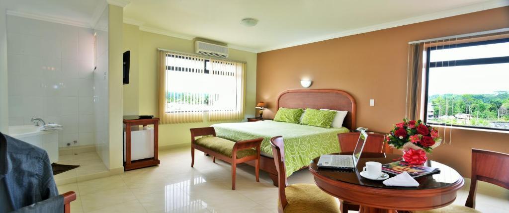 Gran Hotel De Lago - Lago Agrio, Nueva Loja – Precios ...