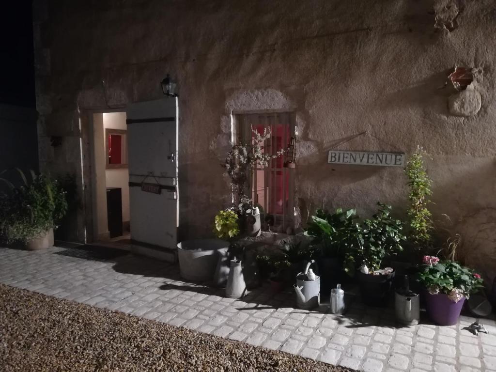 Chambre d'hotes Les Rives de la Tronne