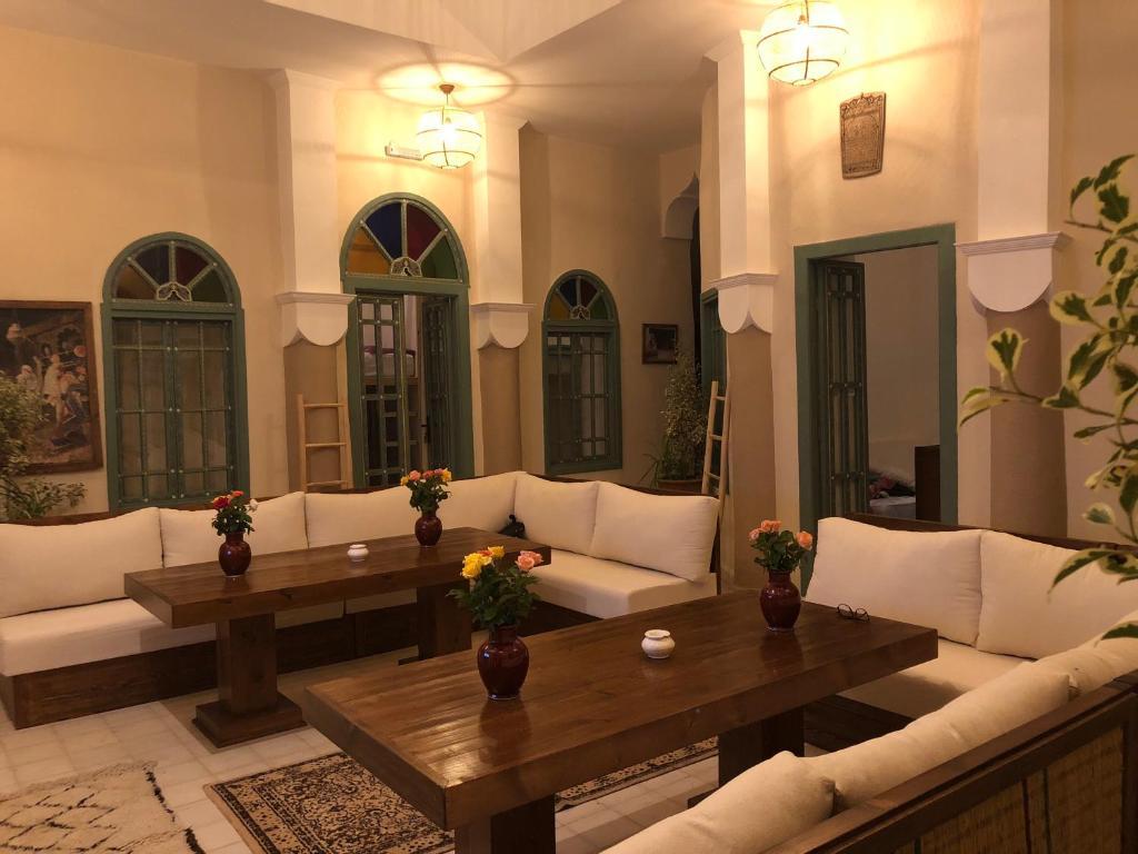Marrakech Decoration D Interieur bed square hostel, marrakech – tarifs 2020
