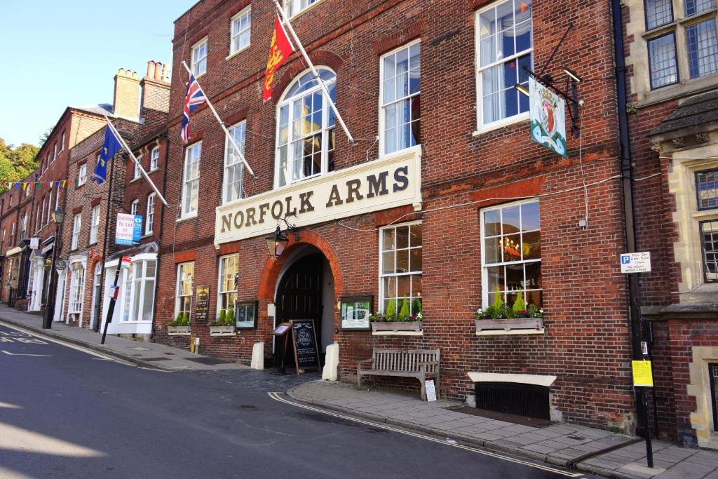 Norfolk Arms Hotel Arundel Updated 2020 Prices