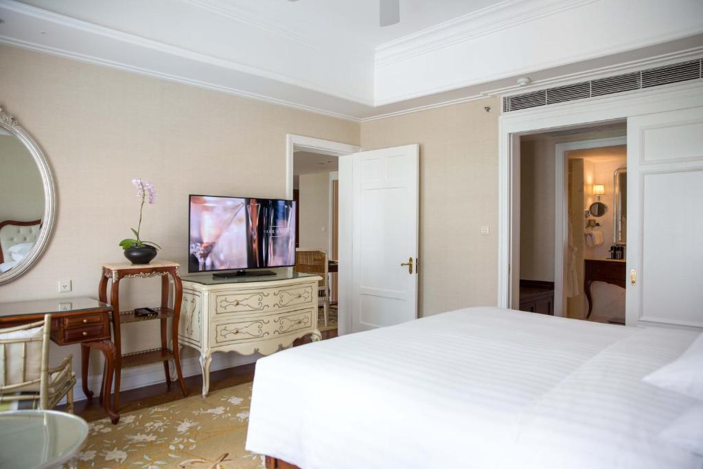 Suite Park có Giường cỡ King