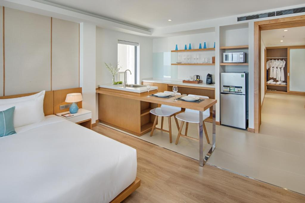 Suite Gia Đình 2 Phòng Ngủ - Ưu Đãi Spa