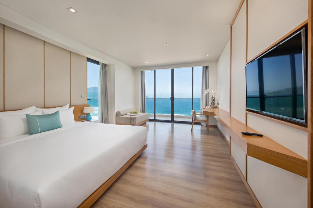 Suite Premier Giường Đôi Nhìn Ra Biển