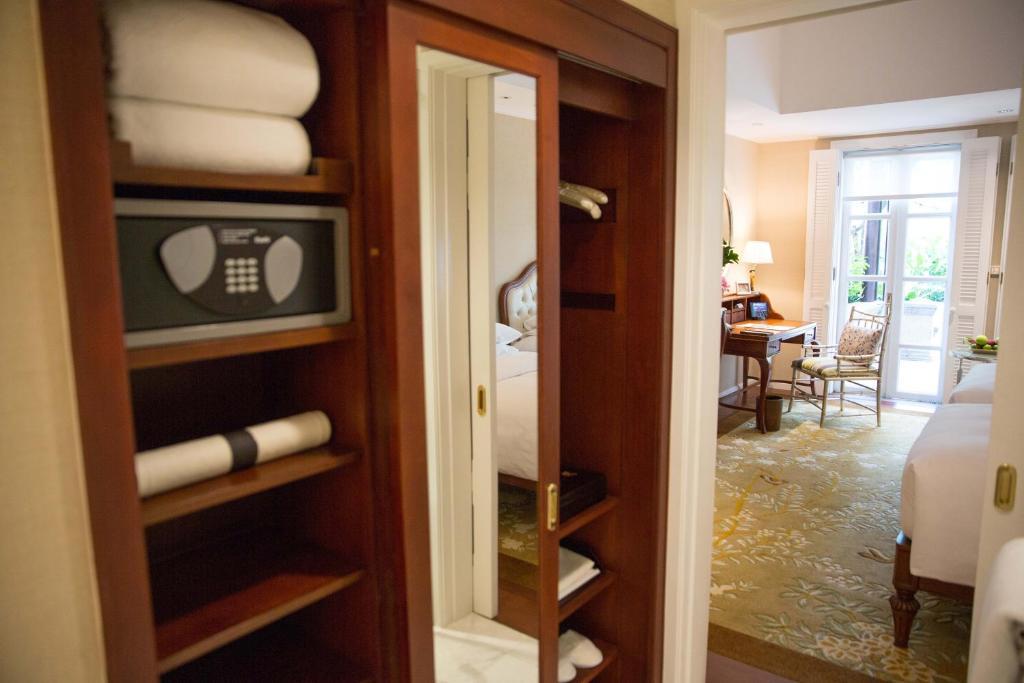 Phòng Deluxe 2 Giường đơn Nhìn ra Công viên