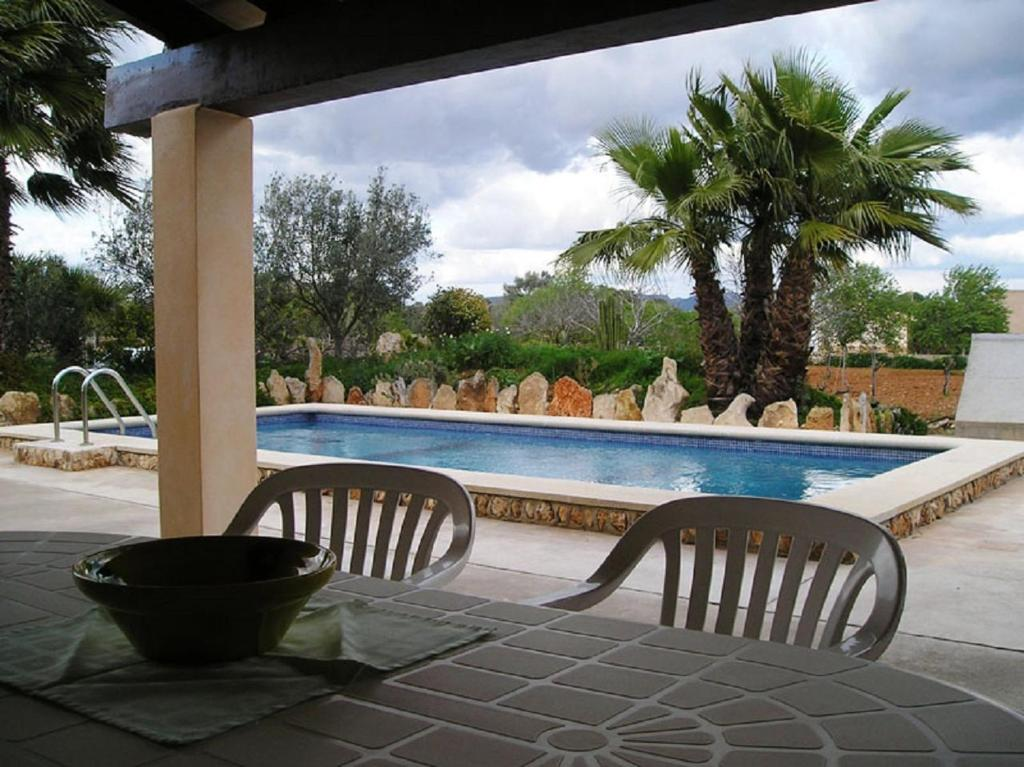 Vacation Home Casa Ses Valentines, Santanyi, Spain - Booking.com