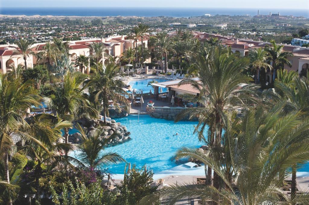 Vista de la piscina de Palm Oasis Maspalomas o alrededores