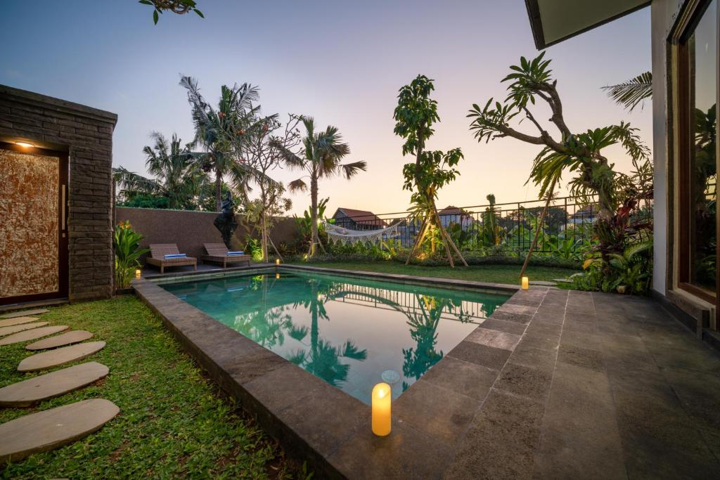 Piscina di Luxury Villa Jati o nelle vicinanze