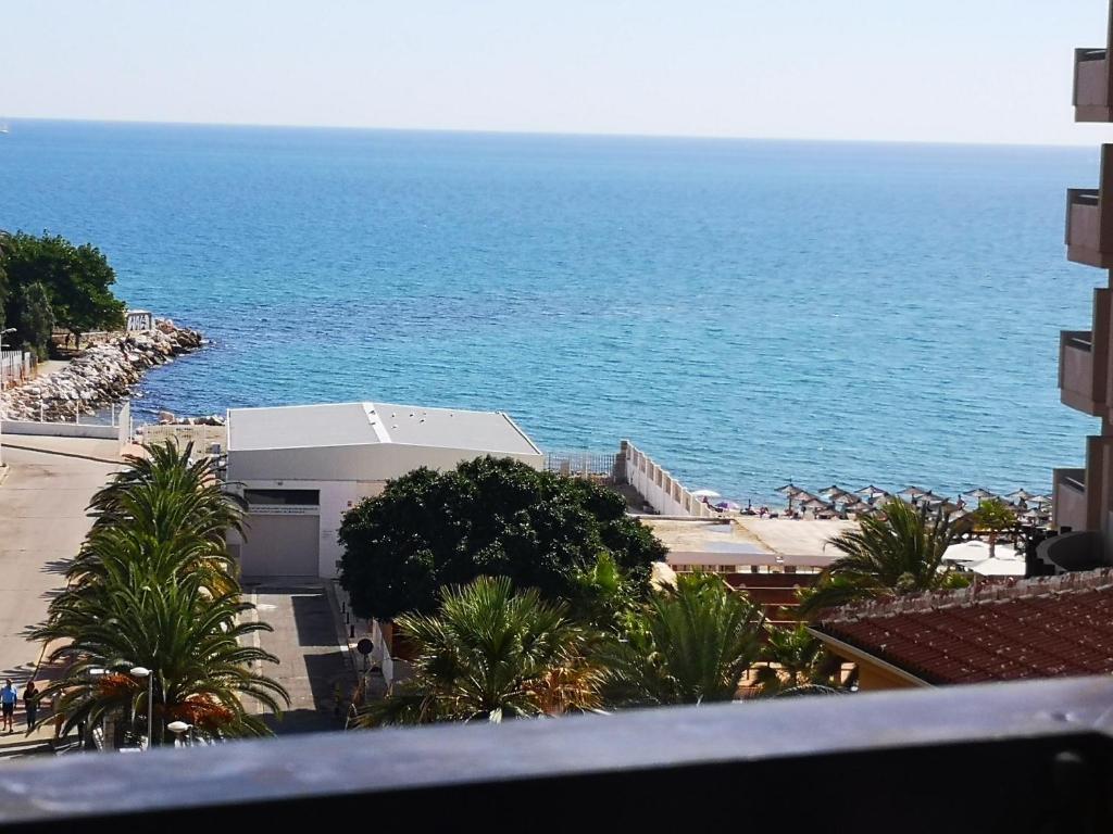 Primera línea de playa. Céntrico y soleado., Fuengirola ...