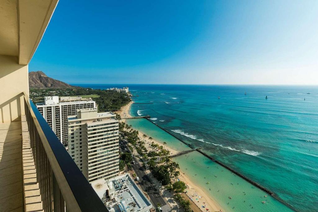 Condo Hotel Aston Waikiki Beach Tower Honolulu Hi