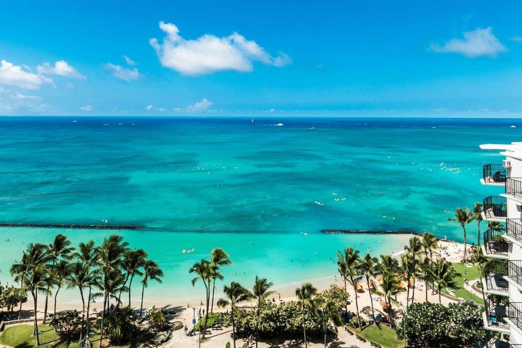 Condo Hotel Aston Waikiki Beach Tower