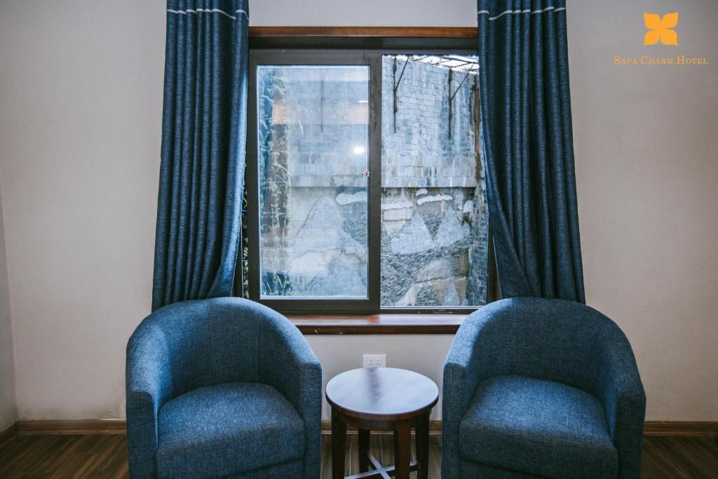 Phòng Superior Đôi hoặc 2 Giường đơn nhìn ra thành phố