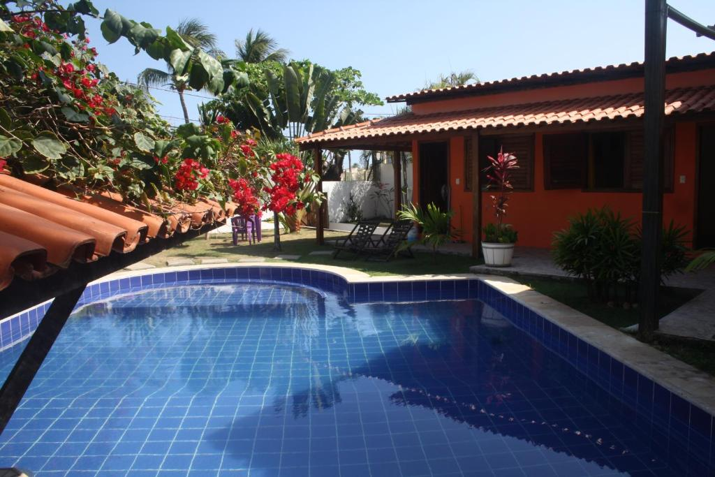 The swimming pool at or close to Villa Tropicale