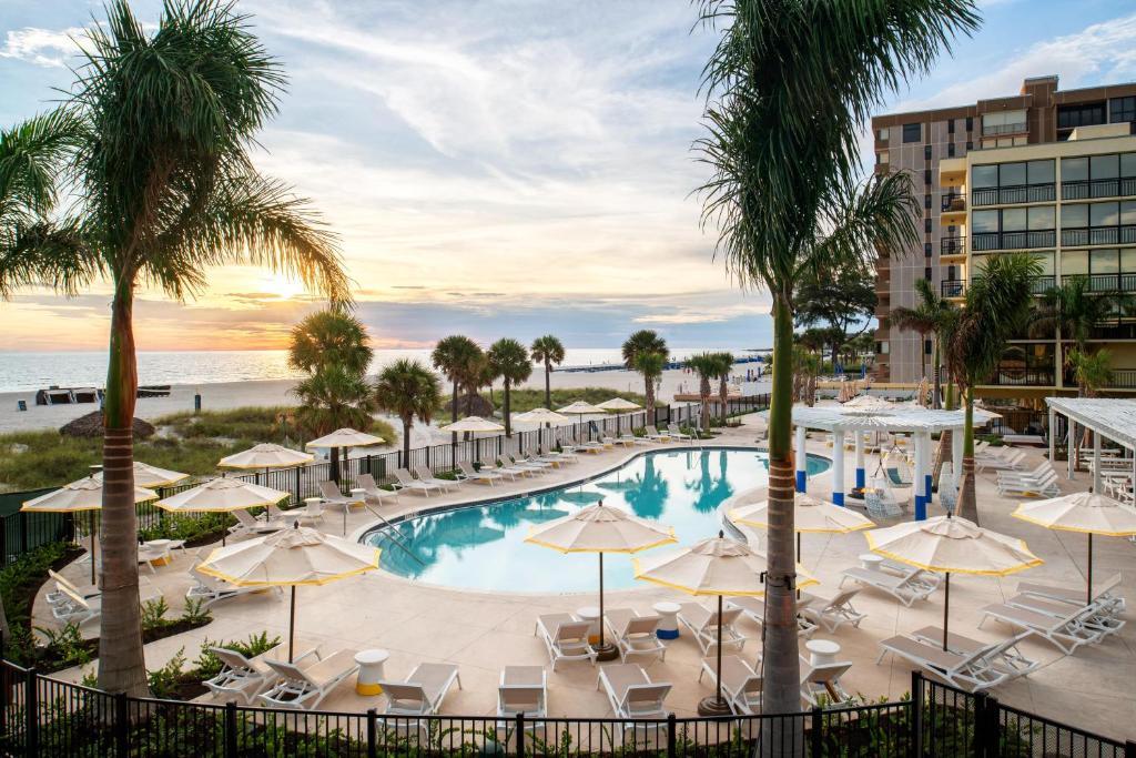 Sirata Beach Resort St Pete Fl Booking