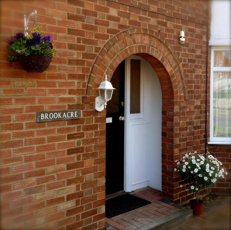The facade or entrance of Brookacre Self Catering