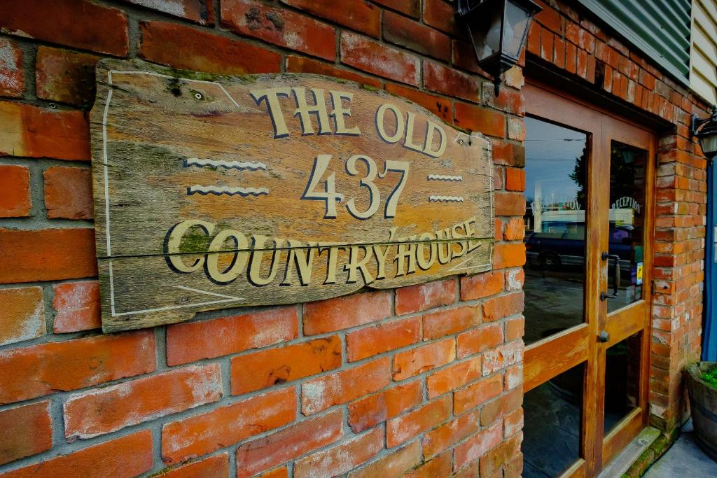 The Old Countryhouse Backpackers