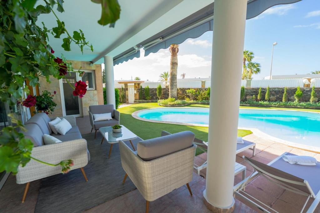 Villa in San Agustín (España Maspalomas) - Booking.com
