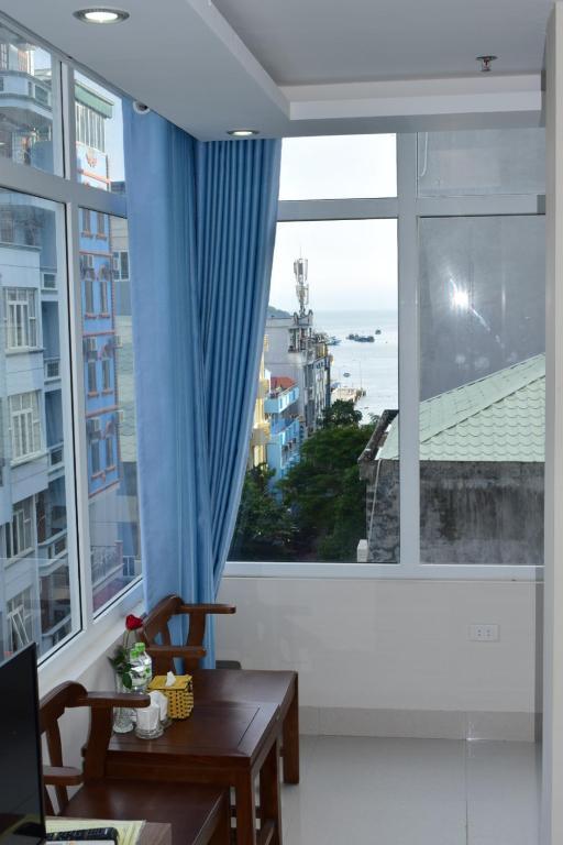 Phòng cỡ Queen với Tầm nhìn ra Biển