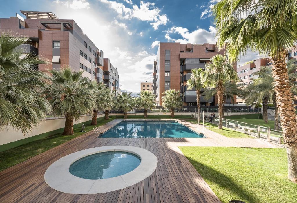 Parque Lagos Apartment Granada Canovas (Spanje Granada ...