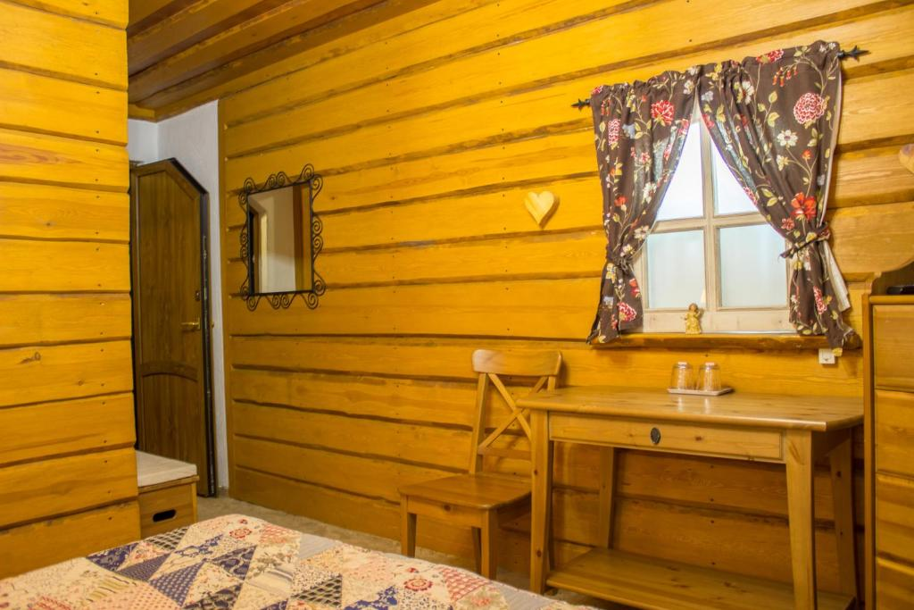 Ванная комната в Отель Рай-Ski-Домик