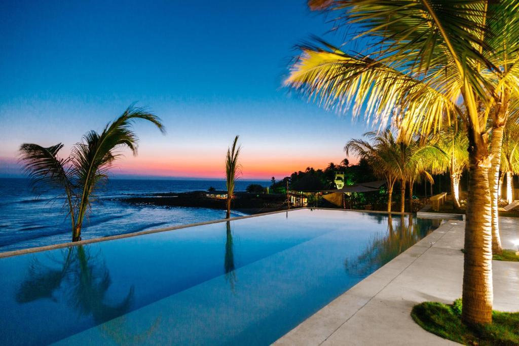 Puro Surf Hotel El Zonte Salvador