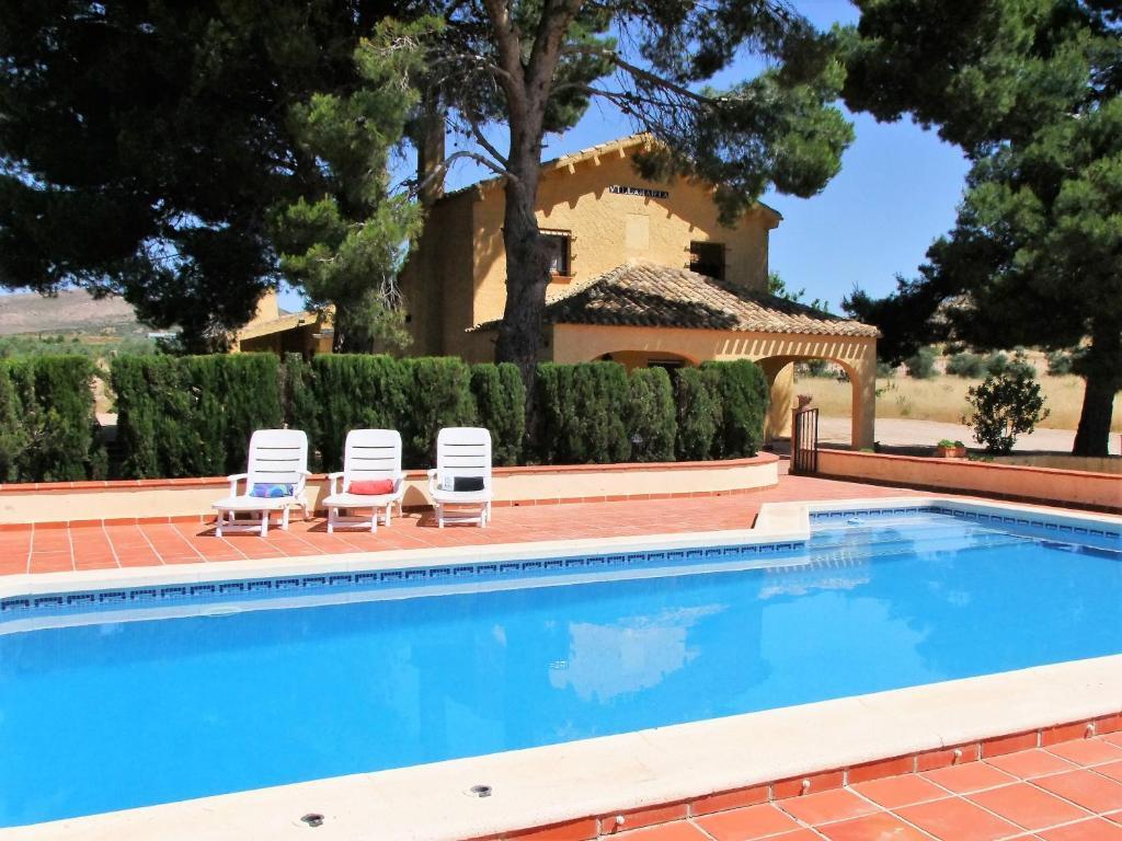 VILLA MARÍA (Spanje Yecla) - Booking.com