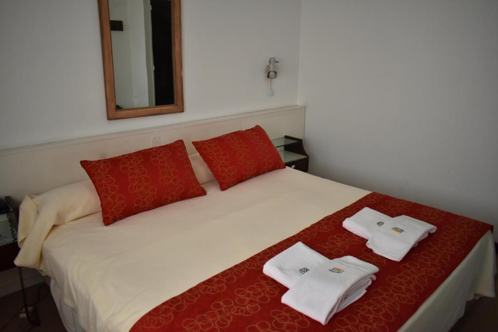 Hotel Embajador (Argentina Gualeguaychú) - Booking.com