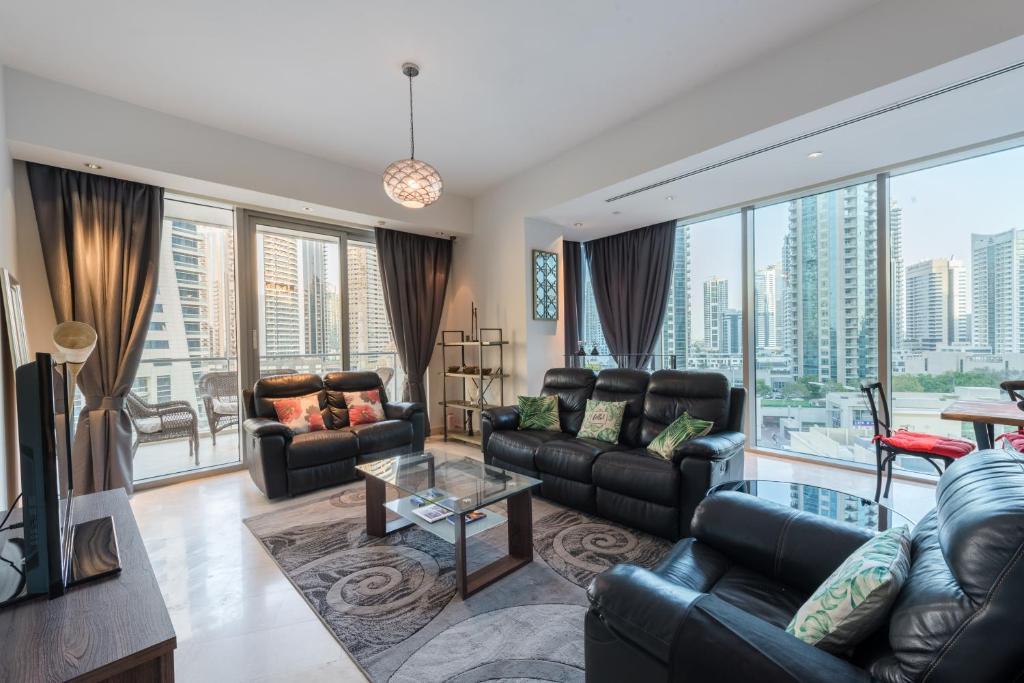 Dubai Marina Luxury Apartment, UAE - Booking.com