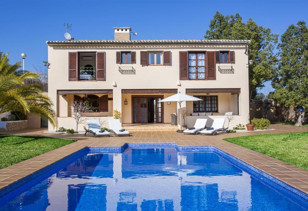 Xabia Villa Sleeps 6 Pool Air Con WiFi (Spanje Jávea ...