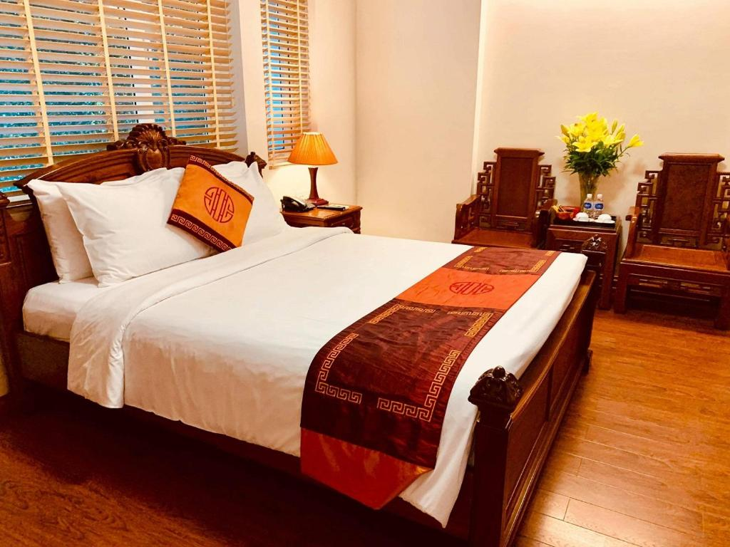 Day Use Offer (giá trong ngày, sử dụng 4 giờ) ) - Deluxe Room