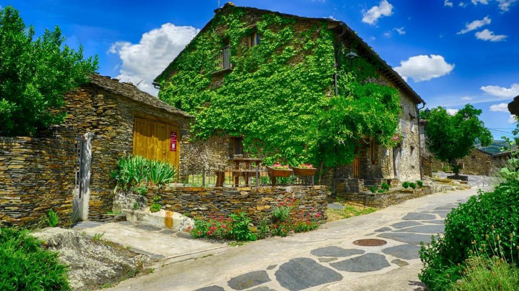 Casa rural El Abejaruco (España Campillo de Ranas) - Booking.com
