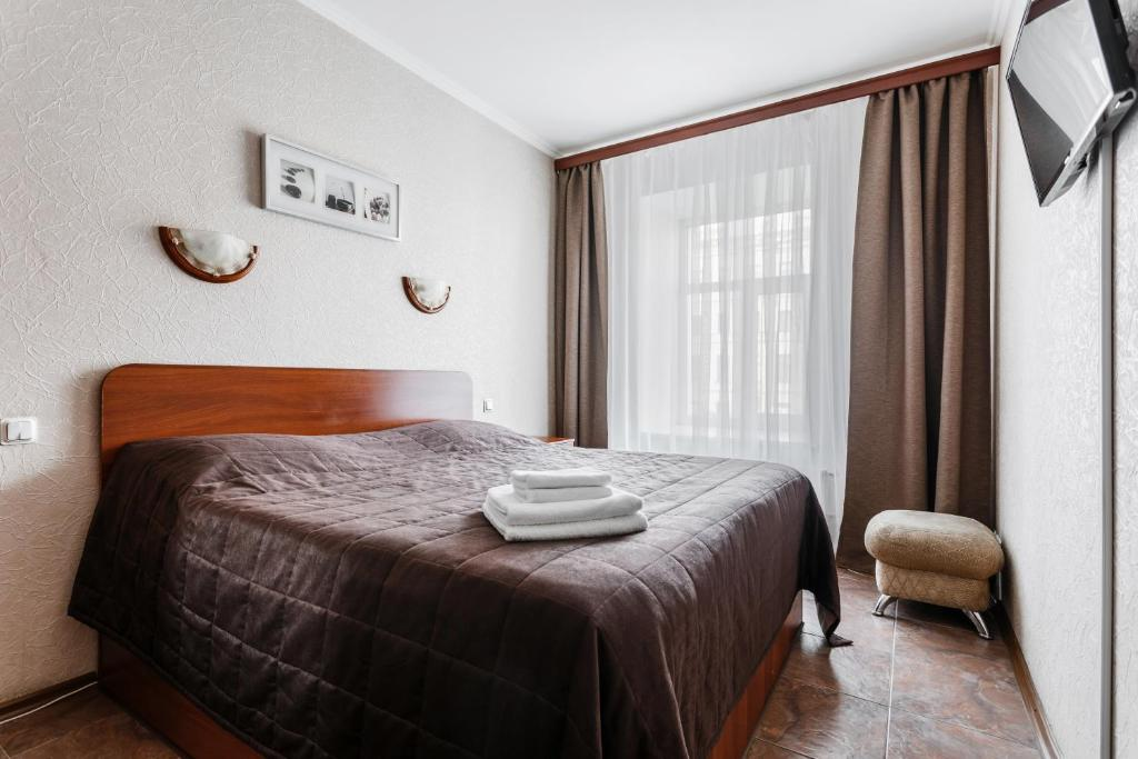 A bed or beds in a room at Dolce Vita