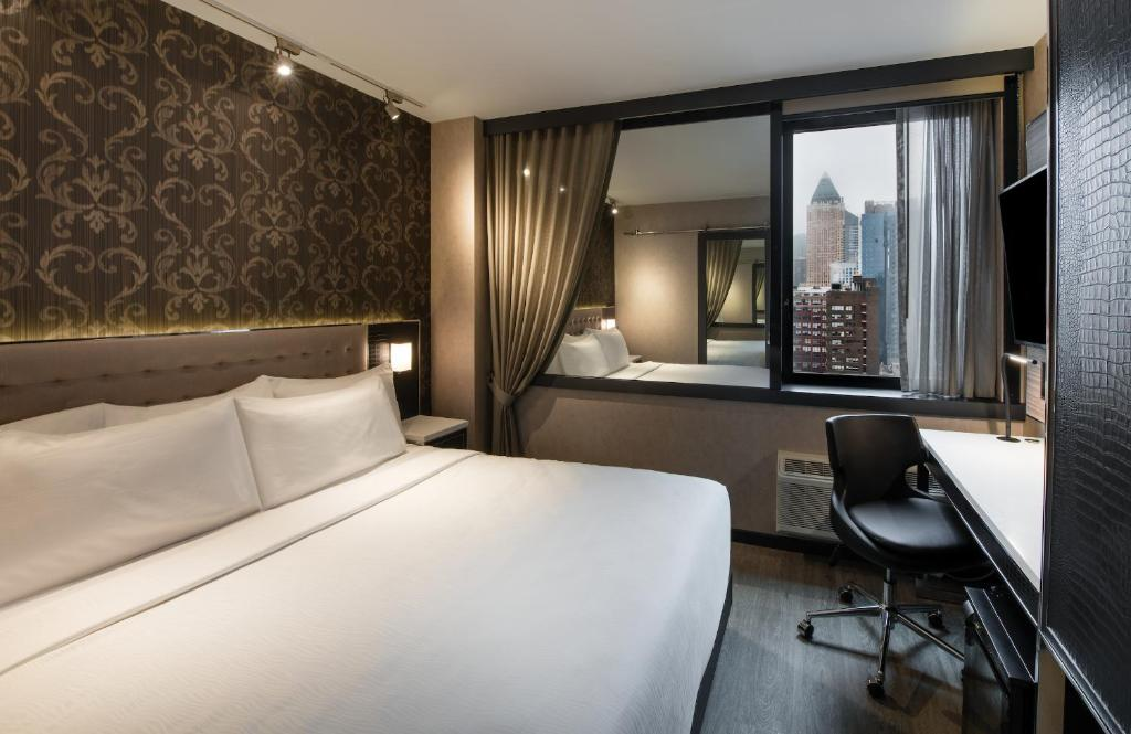 Aliz Hotel Times Square New York With Photos Reviews