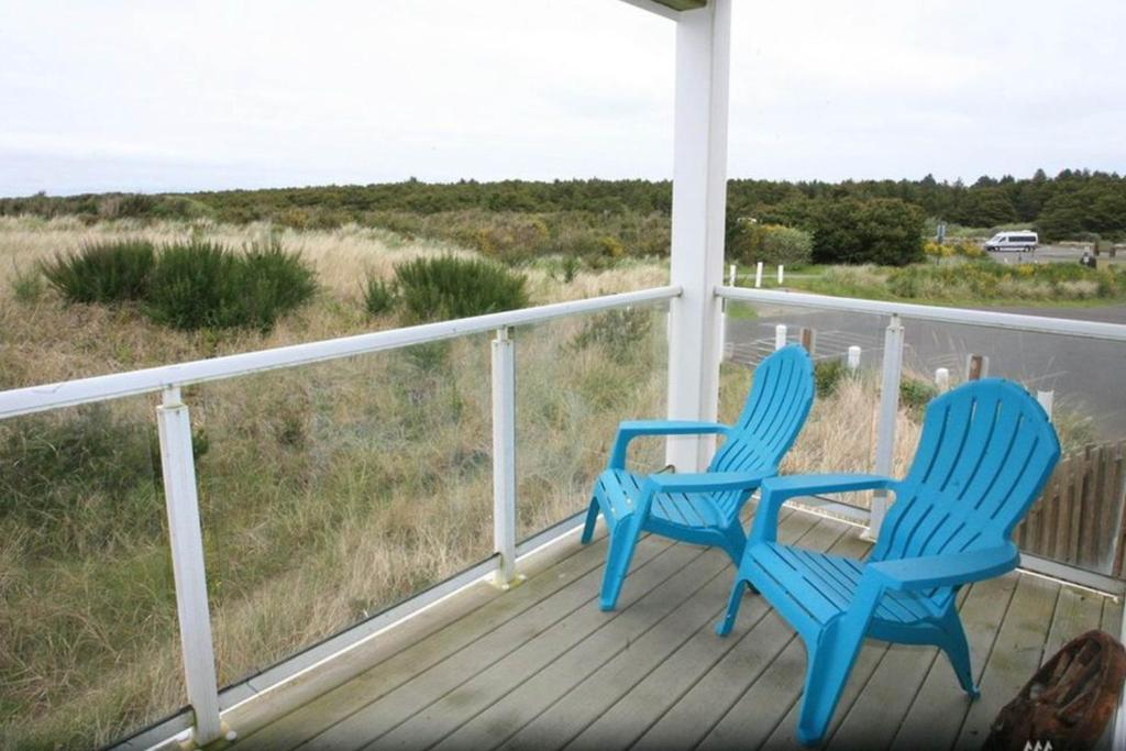 A balcony or terrace at Westhaven Park View