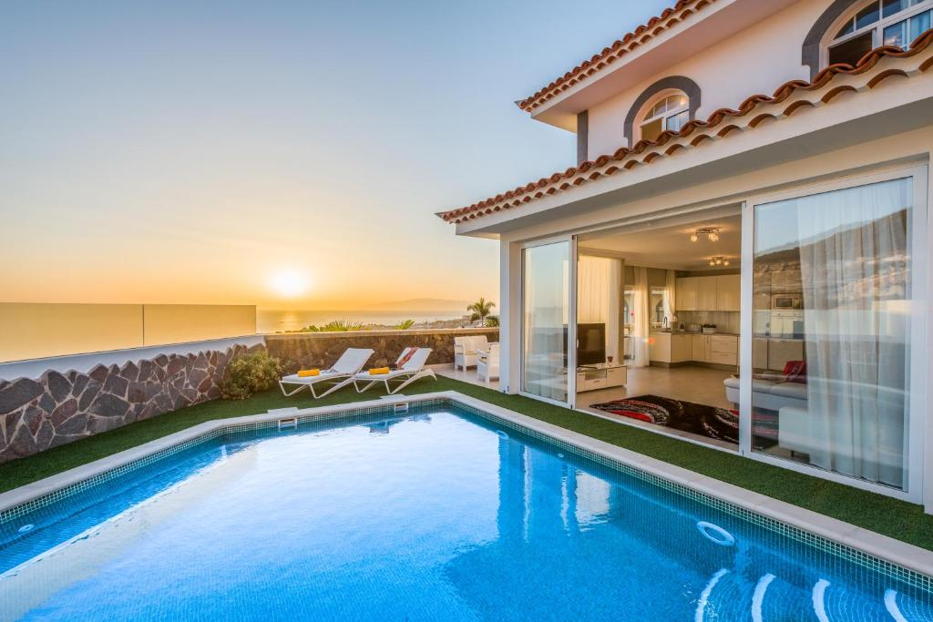 Luxury Villa Ocean View, Adeje – Updated 2019 Prices