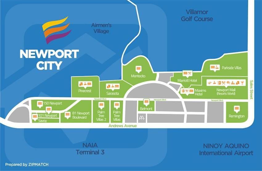 Condo Apartment Across Manila Airport Naia Terminal 3 81