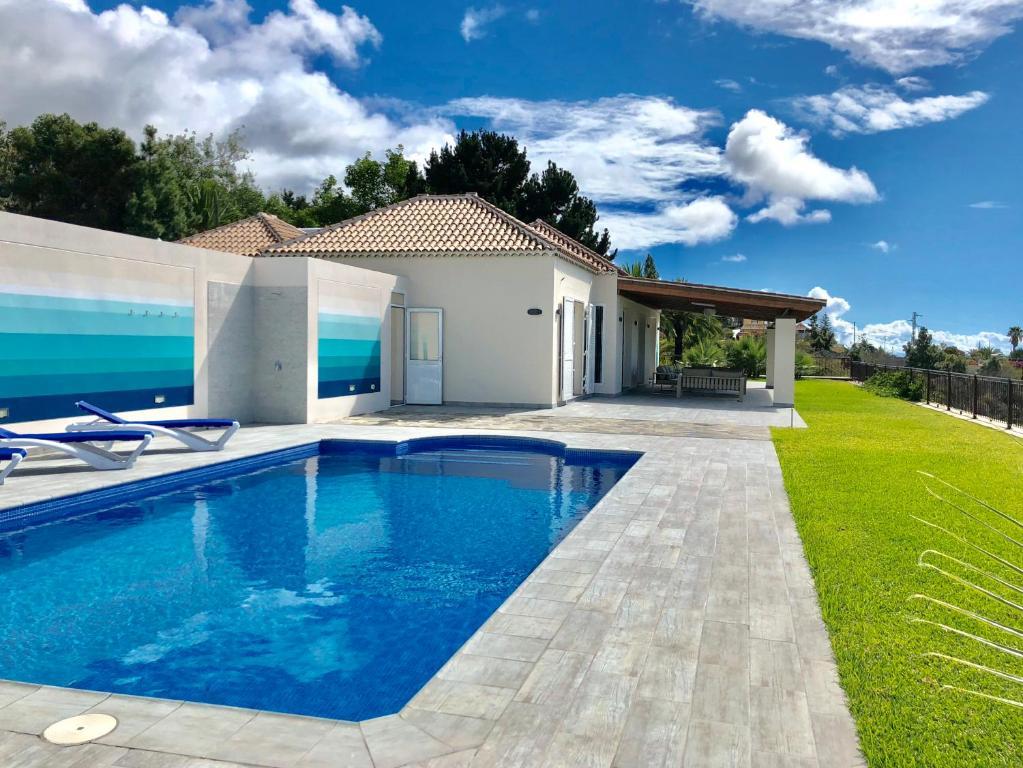 Villa Javier La Palma, El Paso, Spain - Booking.com