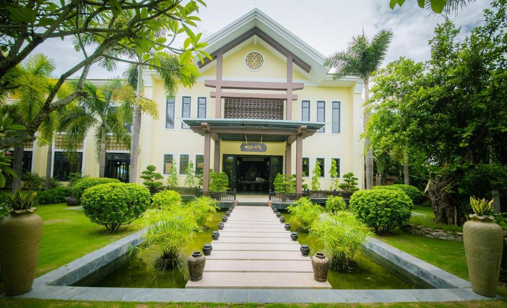 Bungalow Nhìn Ra Vườn - Bao gồm Spa