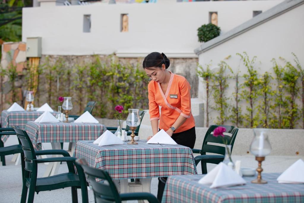 Ресторан / й інші заклади харчування у Orchidacea Resort