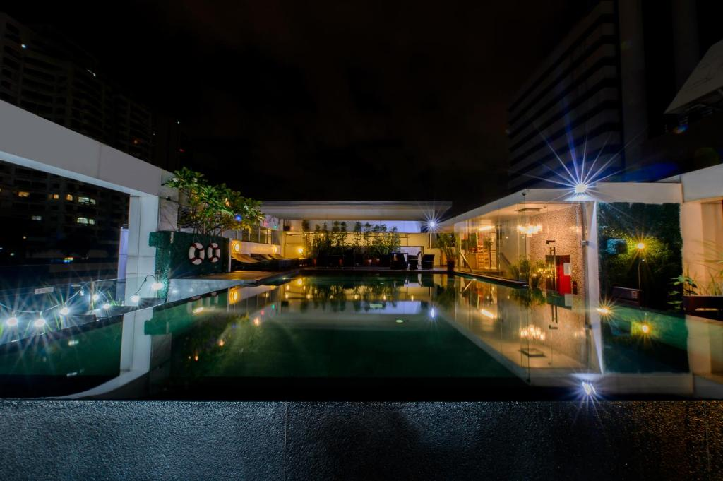 آی رزیدنس سیلم بانکوک