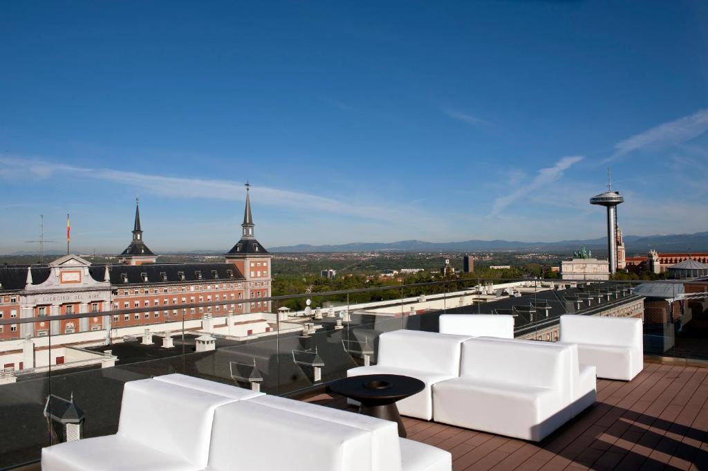 Hotel Exe Moncloa Madrid Spain Booking Com