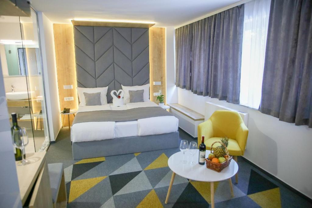 فندق بريستول البوتيكي البوسنة والهرسك سراييفو Bookingcom