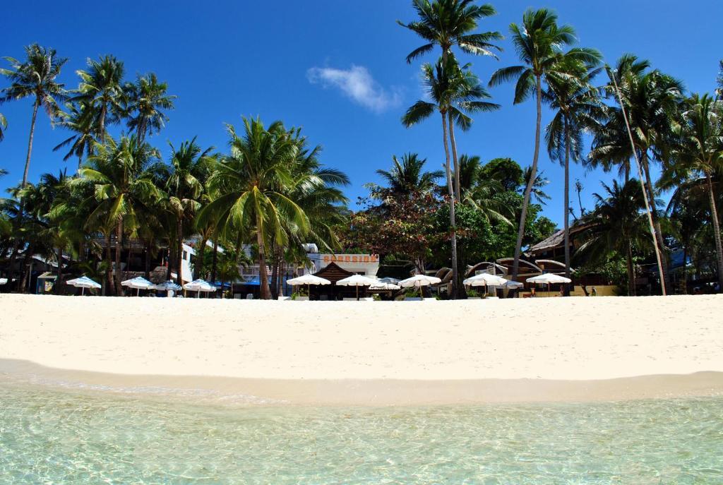 호텔 근처 해변