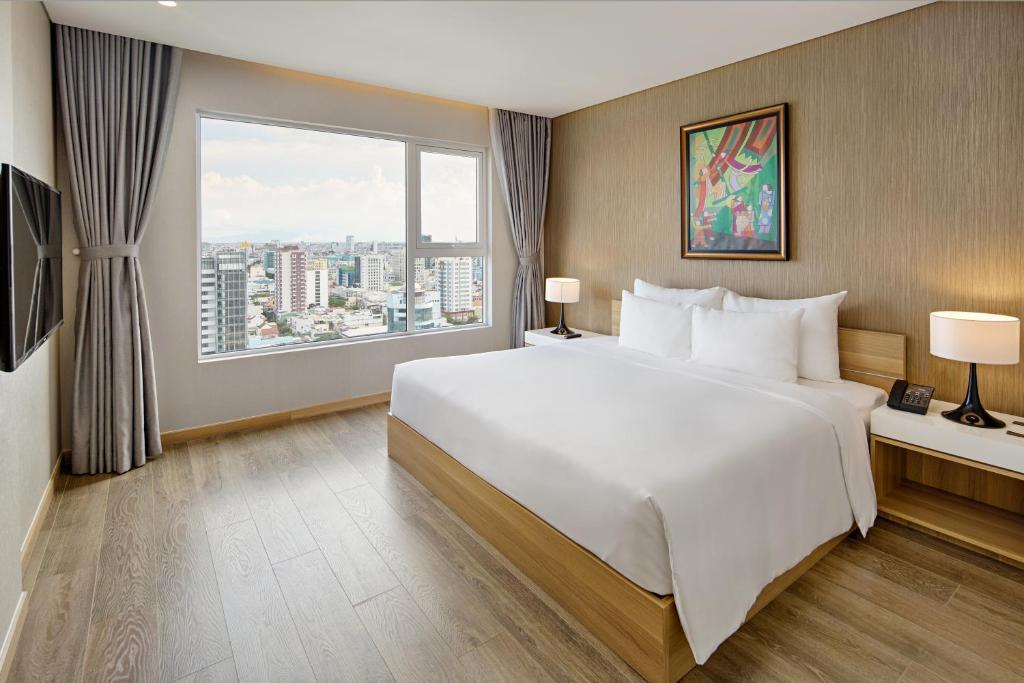 Suite 2 Phòng ngủ Nhìn ra Thành phố