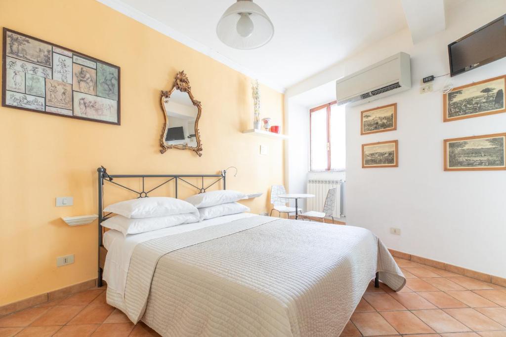 Apartments Ghetto Rome Italy