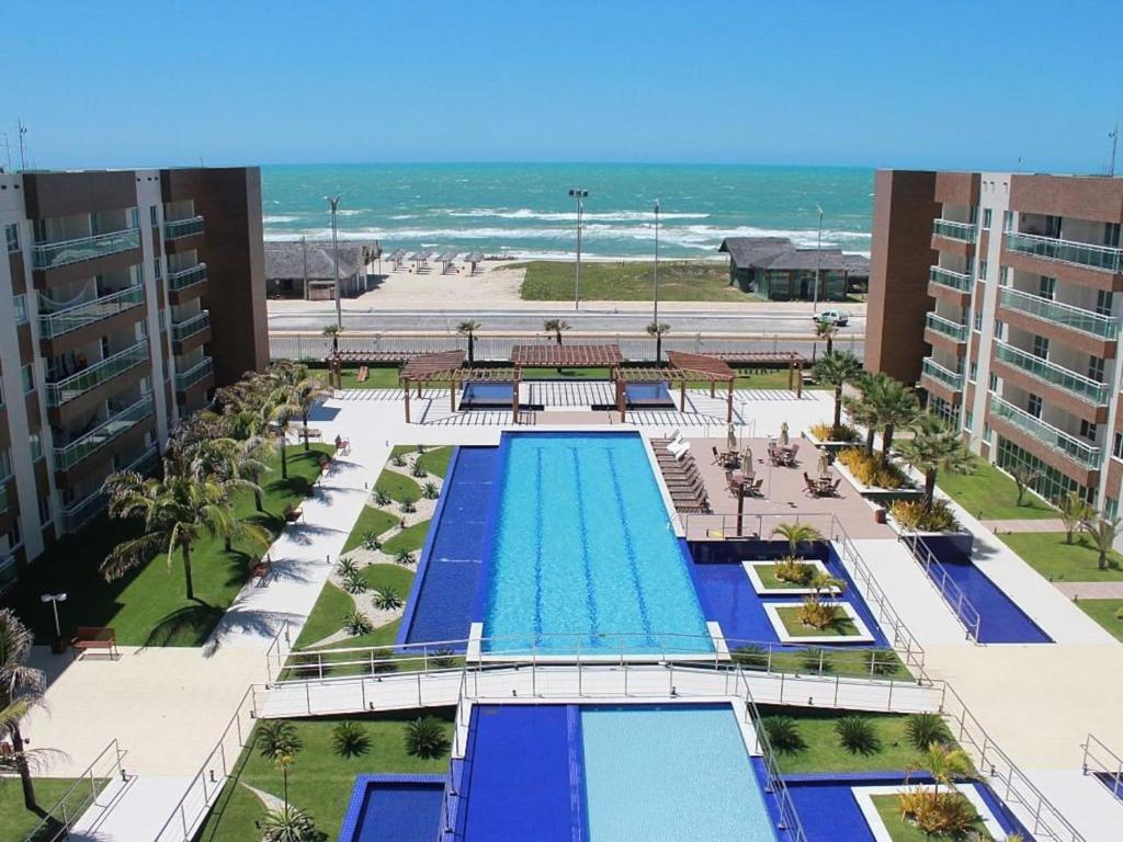 Uma vista da piscina em VG Fun Residence ou nos arredores